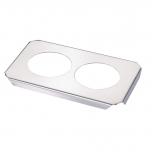 Renfert Stainless steel insert cover - roostevaba korvi kate EasyClean ultrahelipesurile