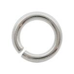 Соединительные кольца к замкам 4mm, Ag 925, 0.1g