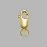 Ketilukk  kuld 750 13,0x5,5mm  1,14 g