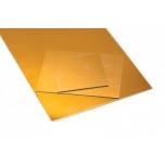 585/kuldplekk 1,50mm kollane
