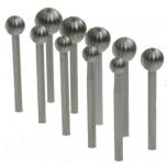 Pallfreeside komplekt 2,7-4,2mm,10tk