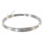 Серебро 925 в проволоке, 0,80 mm (твердый)