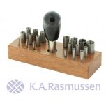 Kivide kinnitamise komplekt 2-12mm