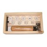 Приспособление для колец с деревянной ручкой 7802