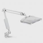 Dentalfarm Solar 3x Square - 108 LED lamp (6400K) with 3x magnifying lens